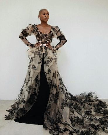 Cynthia Erivo 26th Critics' Choice Awards Fashion Looks