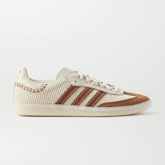 Adidas + Wales Bonner Samba Sneakers