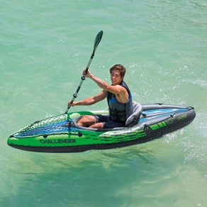 Intex Challenger Inflatable Kayak Set