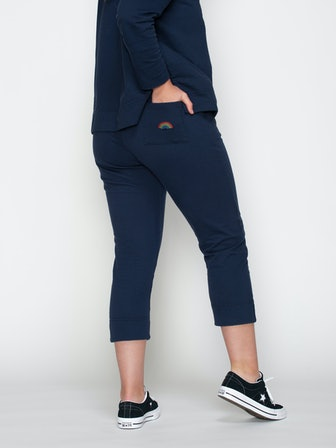 Relaxed French Terry Joggers