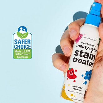 Miss Mouth's Non-Toxic Stain Remover for Clothing