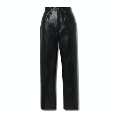 Agolde Leather Pants