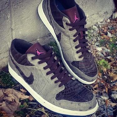 DeMarco Custom Sneakers.