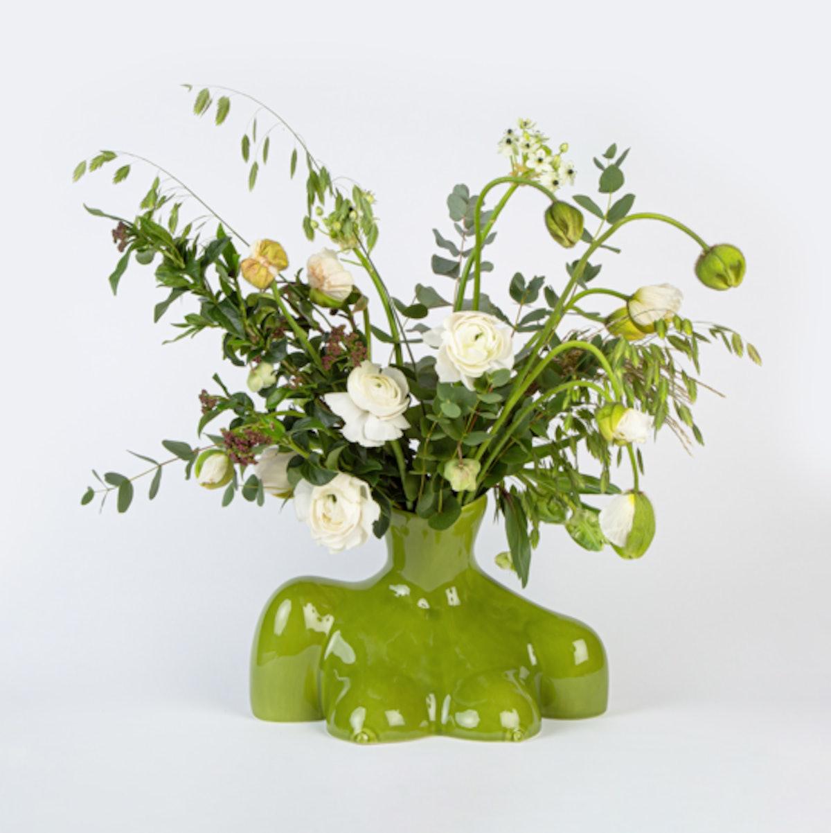 Breast Friend Vase