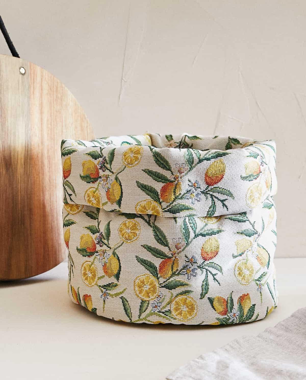 Lemon Bread Basket