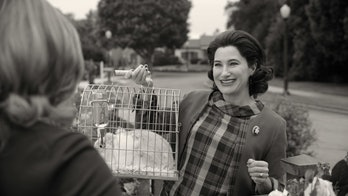 Kathryn Hahn as Agatha Harkness in WandaVision Episode 2