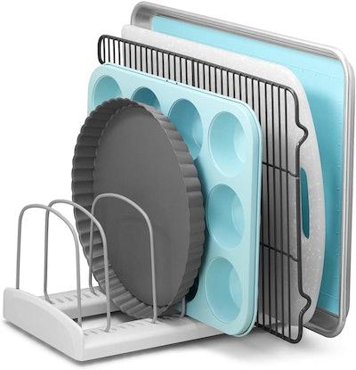 YouCopia Bakeware Adjustable Storage Rack