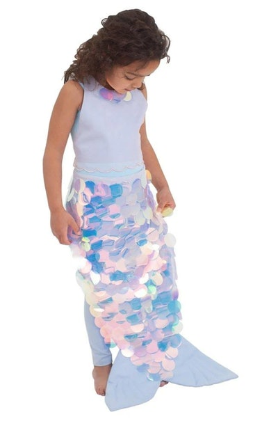 Mermaid Wrap Costume