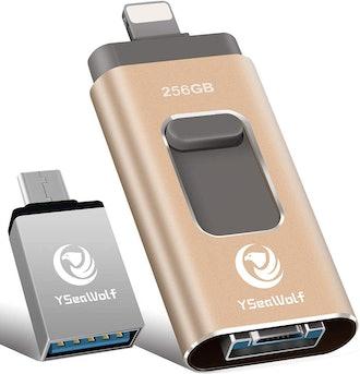 YSeaWolf iPhone Flash Drive for iPhone