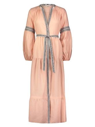 Koki Peasant Dress