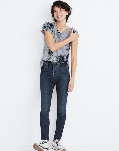"11"" High-Rise Skinny Jeans"