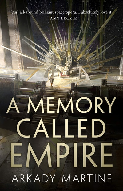 'A Memory Called Empire' by Arkady Martine