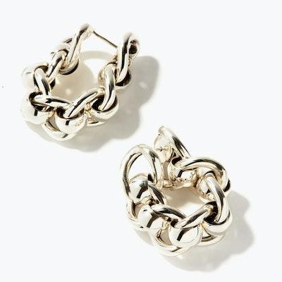 Bottega Veneta Chain Earrings