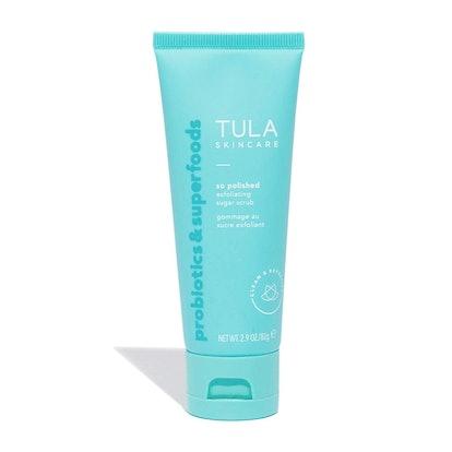 TULA Skin Care So Polished Exfoliating Sugar Scrub