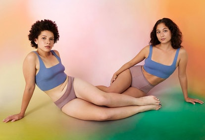Period underwear company Thinx's boyshort is targeted for trans men and nonbinary people who get the...