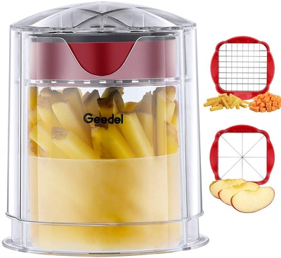 Geedel French Fry & Apple Cutter