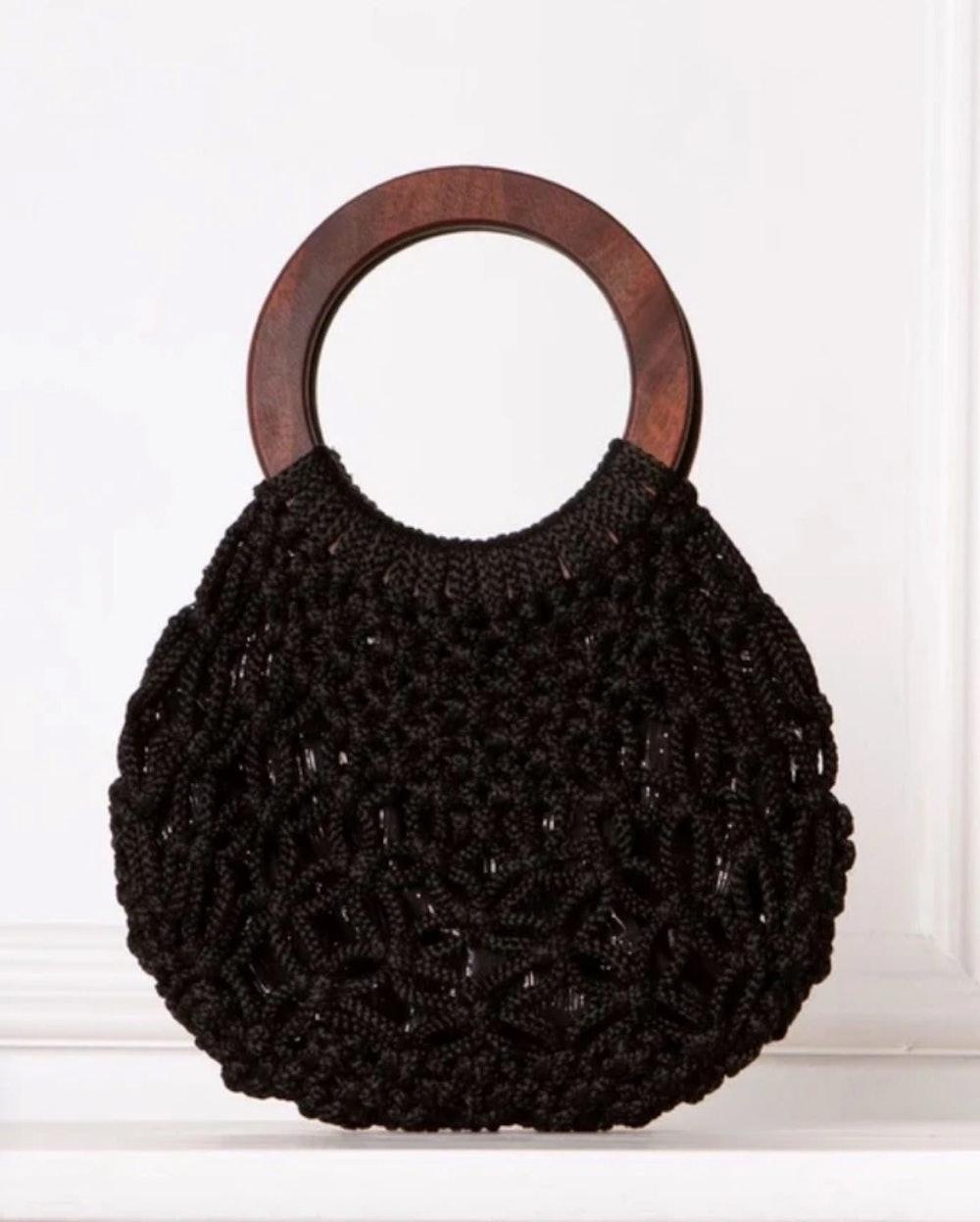 Anna Macrame Bag