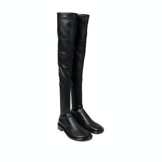 Proenza Schouler Faux Leather Boots