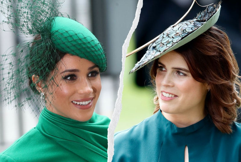 Meghan Markle and Princess Eugenie stayed friends amid the royal exit.