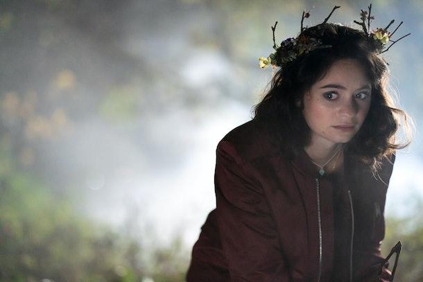 Jordyn DiNatale as Rory in The Birch Season 2