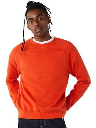 Men's Long Sleeve Crewneck Sweatshirt