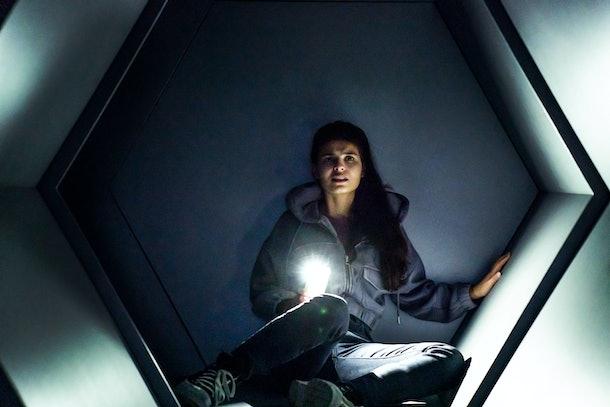 Amanda Brooks as Julia in The Birch Season 2