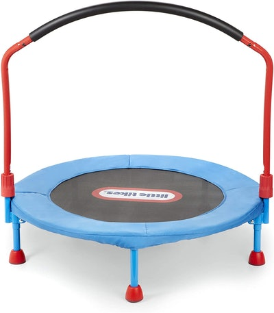 Little Tikes Easy Store 3' Trampoline