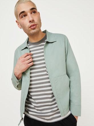 Men's Lightweight Zip Jacket