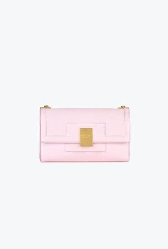 Medium Embossed Light Pink Leather 1945 Bag