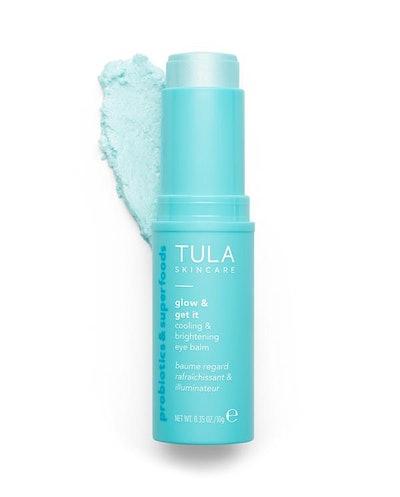 TULA Glow & Get It Cooling & Brightening Eye Balm
