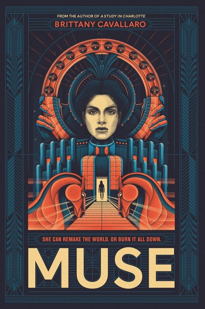 'Muse' by Brittany Cavallaro