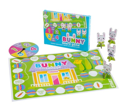 Easter Bunny Board Game