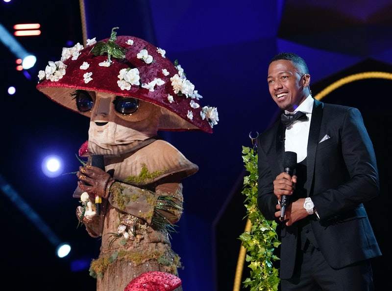 Nick Cannon on The Masked Singer via the Fox press site