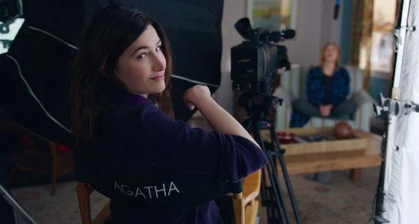 Kathryn Hahn as Agatha in WandaVision