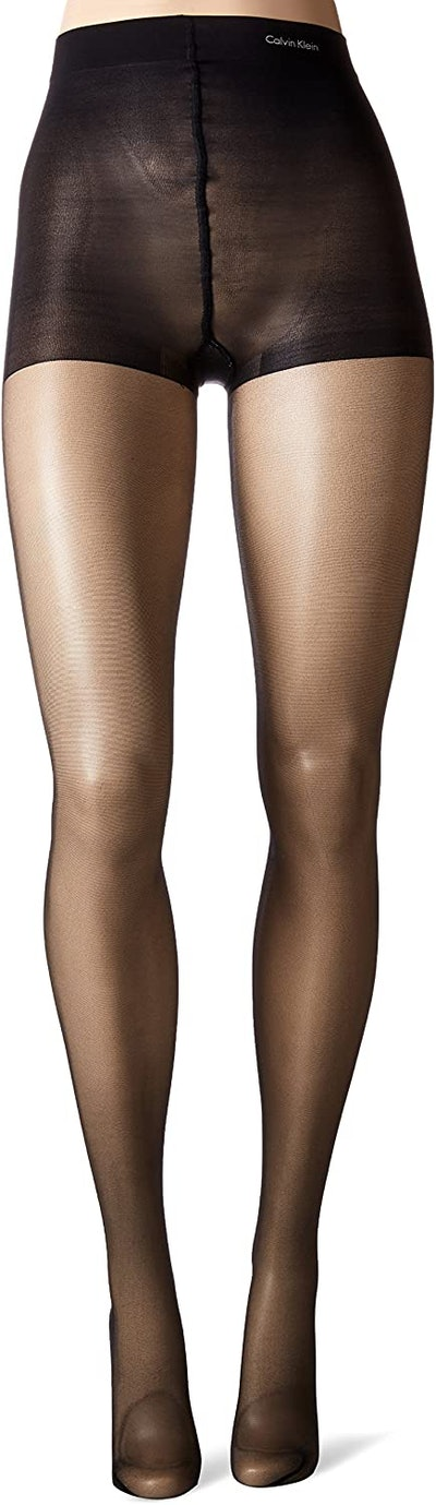Calvin Klein Matte Ultra Sheer Pantyhose with Control Top