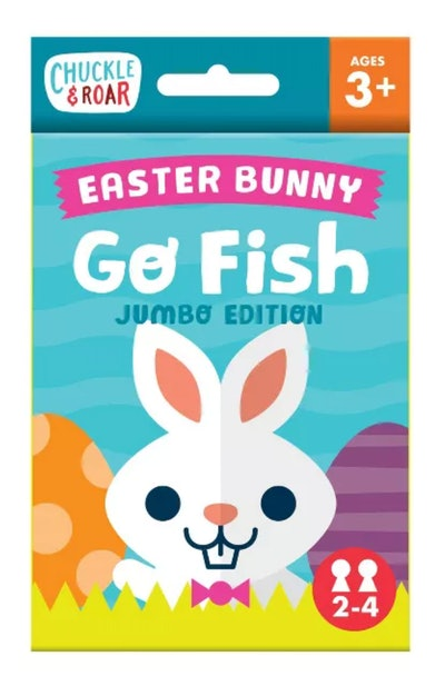 Easter Bunny Go Fish