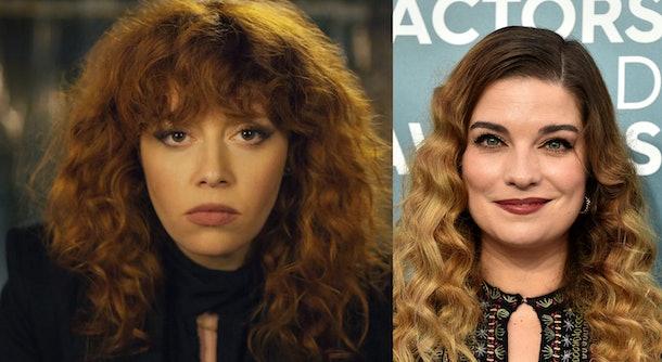 Natasha Lyonne and Annie Murphy in Netflix's 'Russian Doll' Season 2
