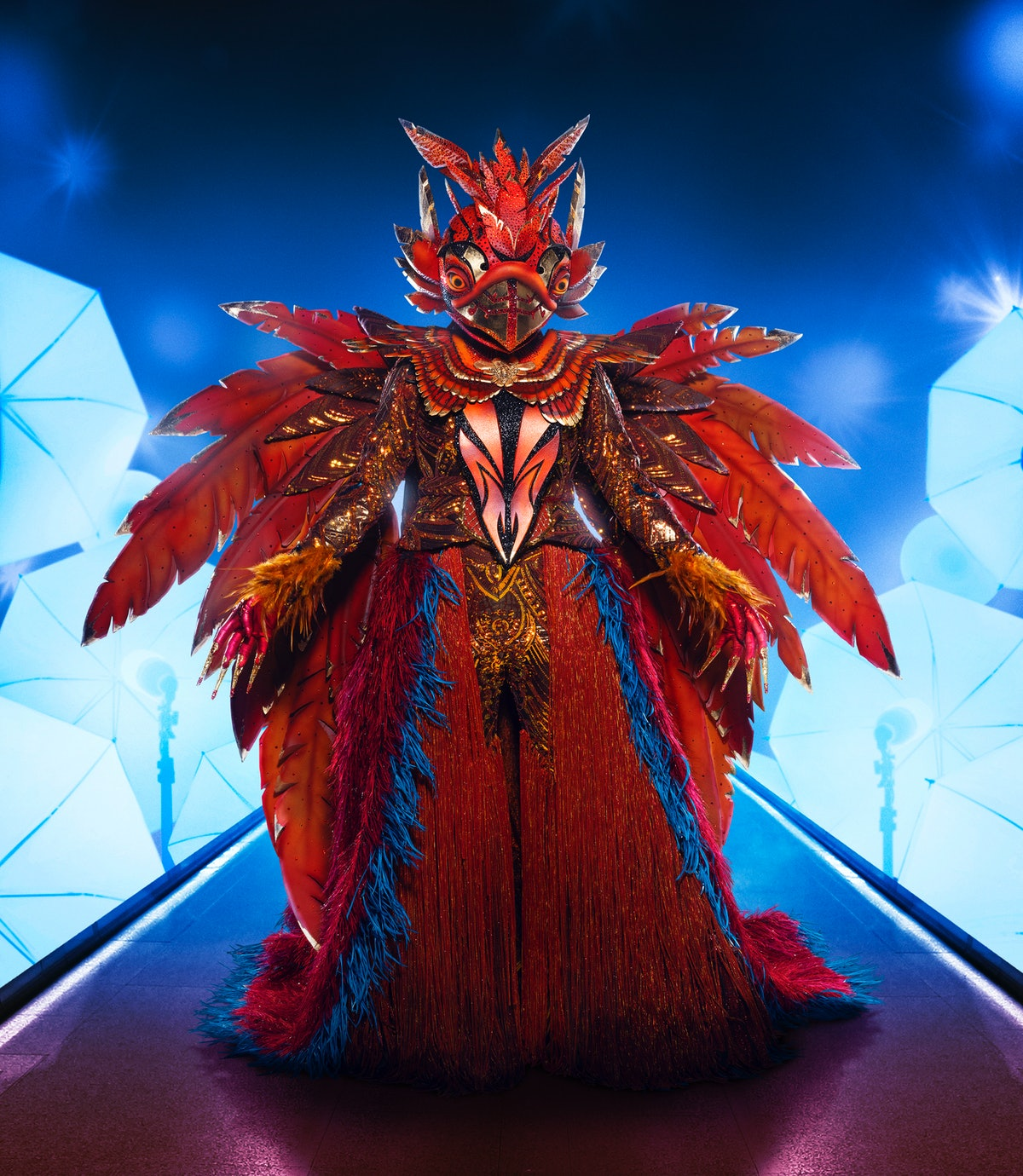 Phoenix on The Masked Singer