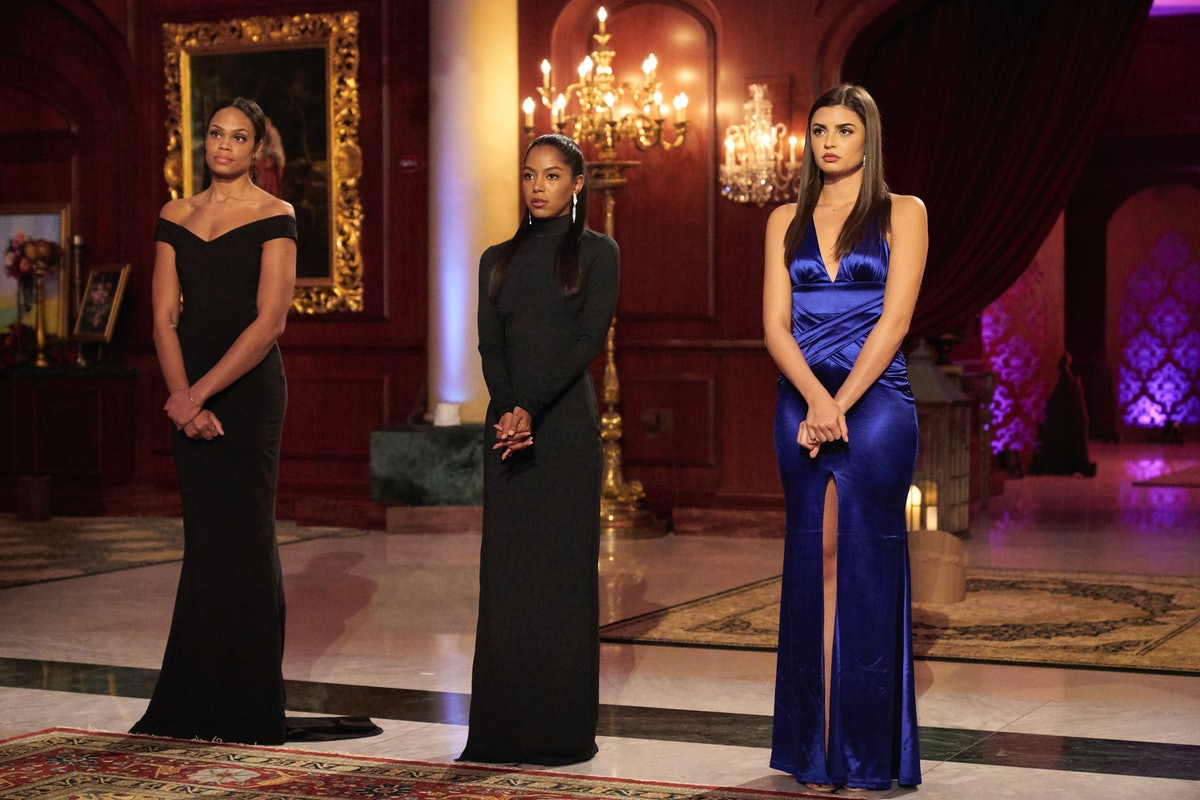 Michelle Young, Bri Springs, and Rachael Kirkconnell on Season 25 of 'The Bachelor'