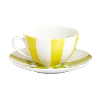Helsinki Teacup & Saucer