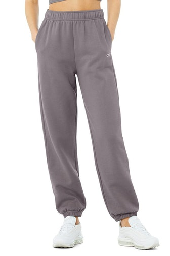 Accolade Sweatpant in Purple Dusk