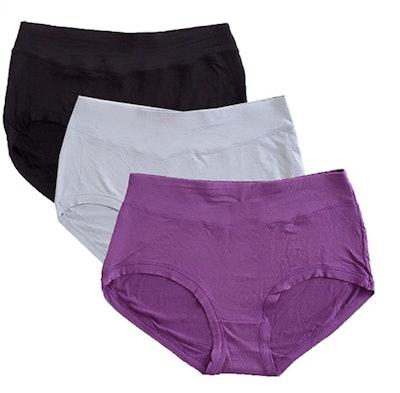 Warm Sun Bamboo Panties (3-Pack)