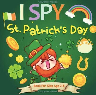 'I Spy St. Patrick's Day' by Jordan Parker