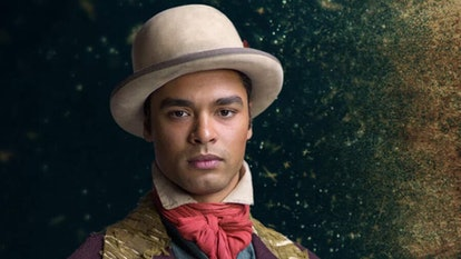 """Page portrays Chicken George in the 2015 """"Roots"""" miniseries. Photo via History"""