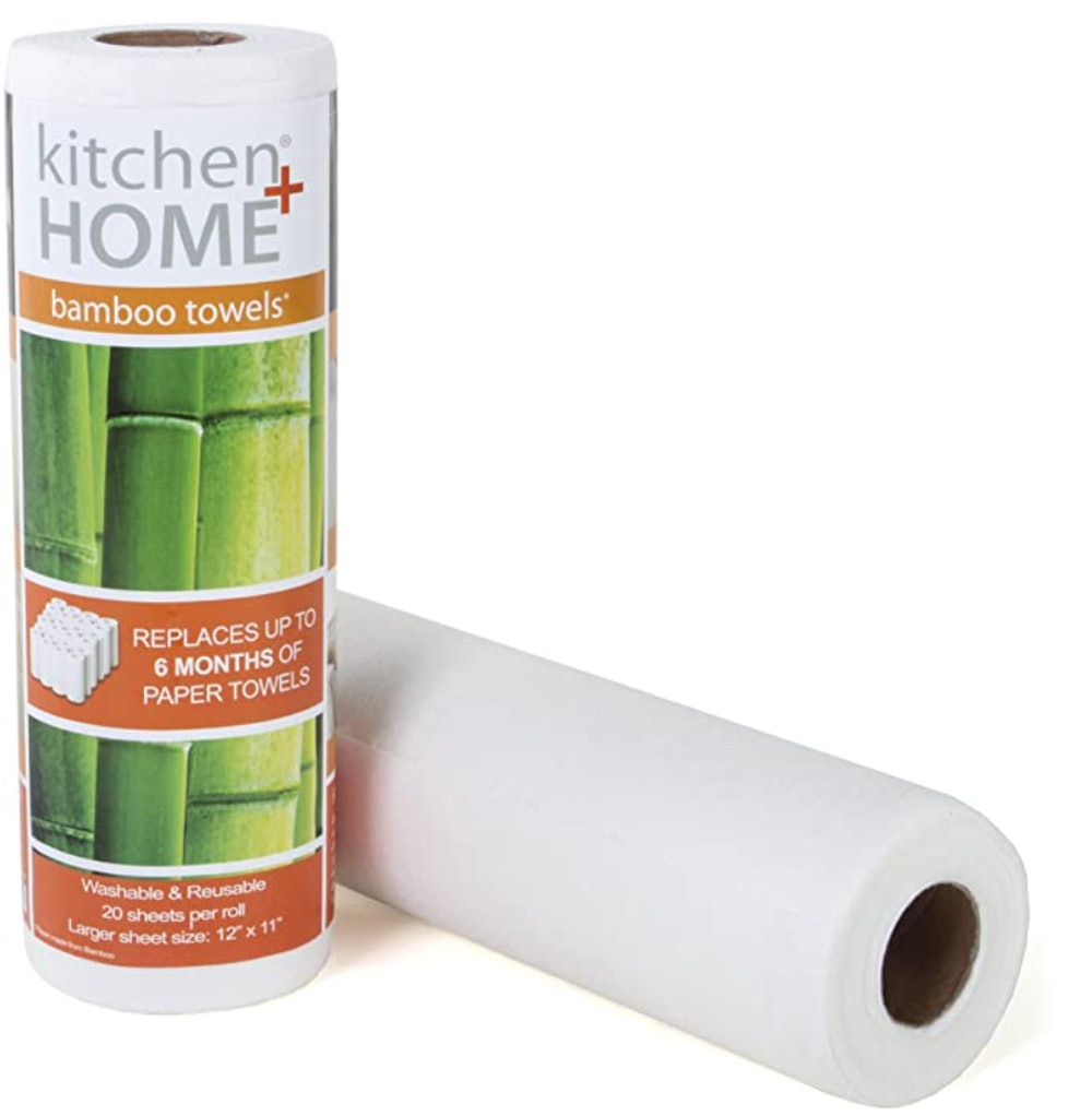 Kitchen + Home Reusuable Bamboo Towels
