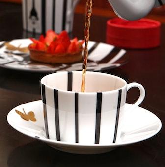 Nguka Tea Cup & Saucer - 2 Set