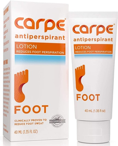 Carpe Antiperspirant Foot Lotion