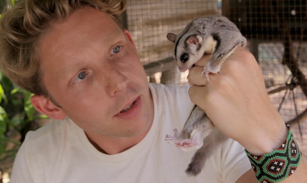 'Fearless Adventures with Jack Randall' takes viewers around the world to see interesting and sometimes dangerous animals.