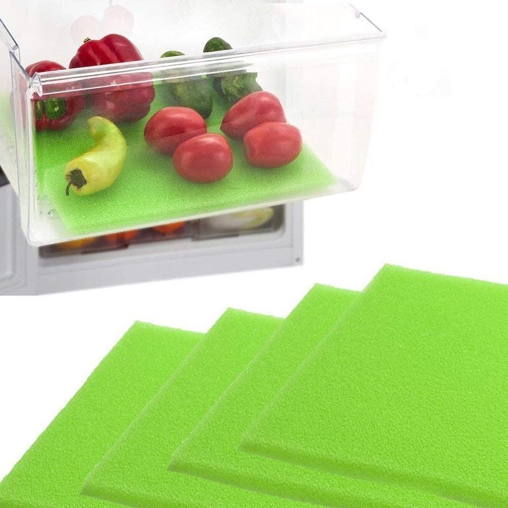 Dualplex Fruit & Veggie Life Extender Liners (4-Pack)