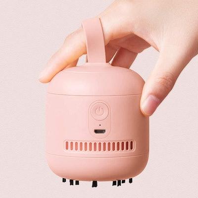 JISULIFE Mini Desktop Vacuum